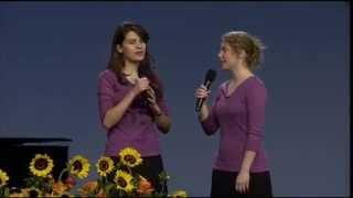 GYC 2013 - Blessed and Broken (Aubrey Seiler, Glesni Mason, Seán Nebblett)