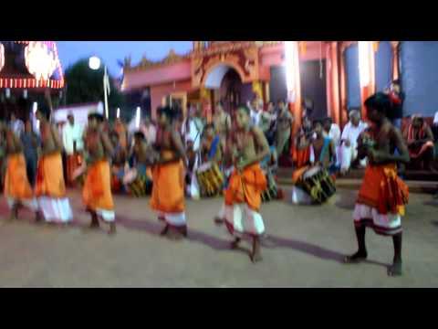Manjeshwar shasti- Kerala chande.MOV