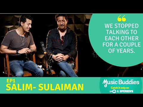 BFFs Salim-Sulaiman spill secrets, play games & perform live on Music Buddies|Friendship Day Special