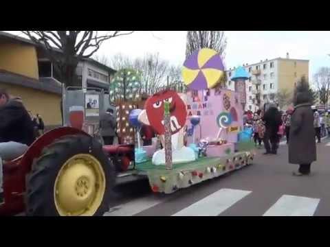 Les jardins d 39 alain domont carnaval 2015 youtube for Le jardin domont