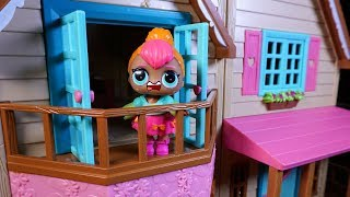 LOL SURPRISE DOLLS Cutie Is Confused Why They Aren't In Texas!