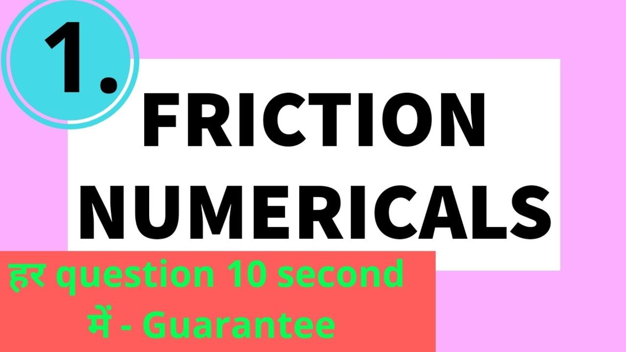 Physics Solved Numericals For Class 11 Pdf