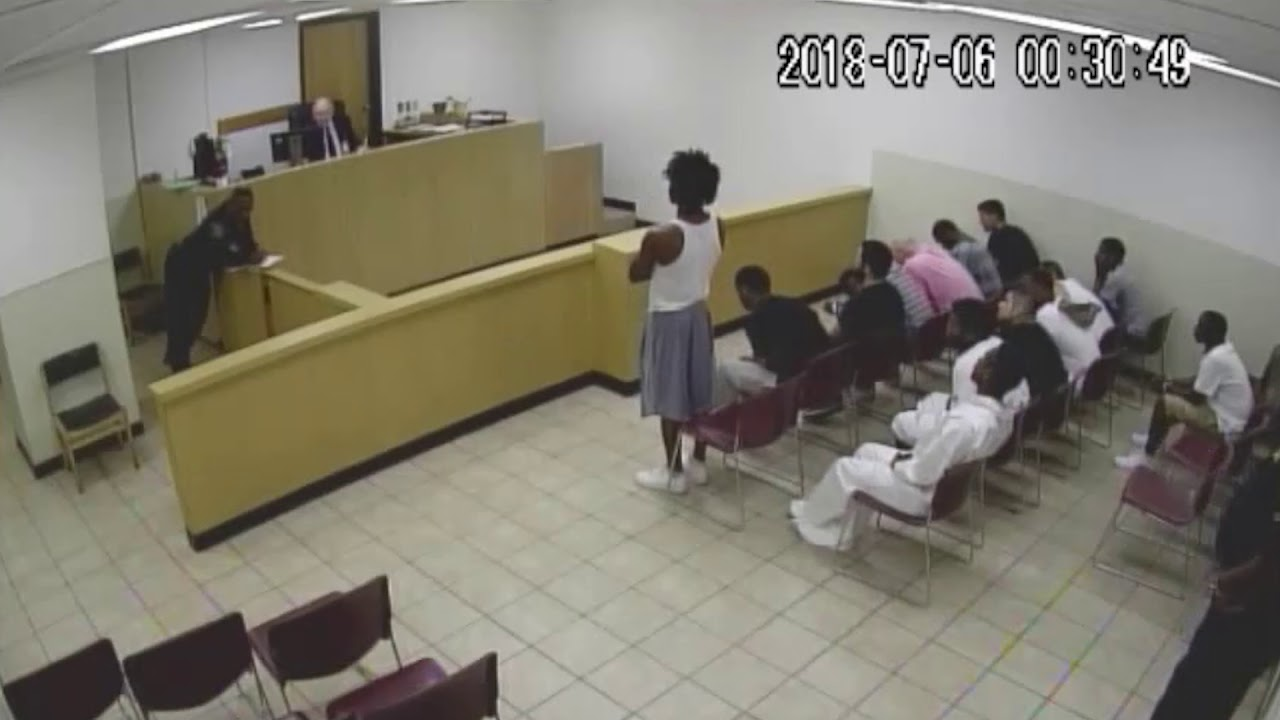 Dallas County's Secret Bail Machine Is Challenged | The