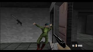 GoldenEye 007 - Agent Walkthrough - Part 2: Facility