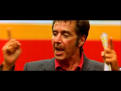 Al Pacino best speech  Any Given Sunday  1080p HD