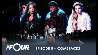 Download lagu Diddy Welcomes The Comeback Artists Zhavia Ash Candice Saeed S1E5 The Four