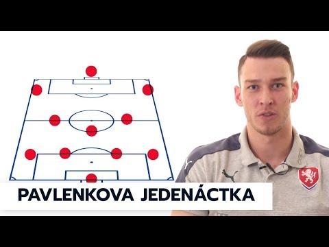 Nejlepší světová jedenáctka Jiřího Pavlenky