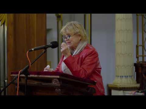 Eva JolyEva Joly Speaking at free the truth for Julian Assange 3FEB2020
