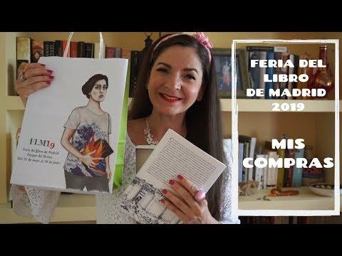 FERIA DEL LIBRO DE MADRID 2019: Mis Compras