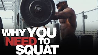 Why You Need to Squat | Mike Rashid King