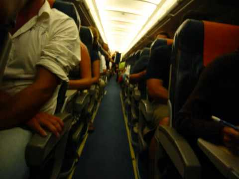 Freebird Airlines Cabin Airbus A321 Tc Fbg Youtube