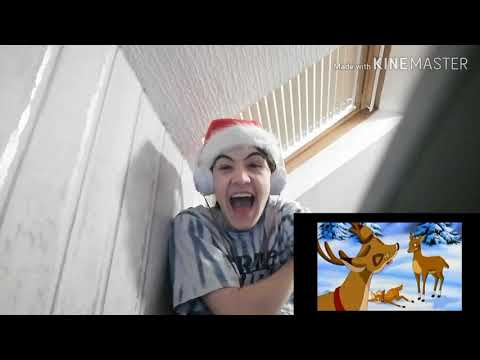 Christmas Special Video Rudolph The Red Nosed Reindeer 1998 The Movie Reaction