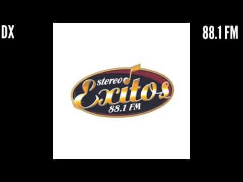 (DX) Stereo Exitos 88.1 MHz FM, Tegucigalpa, Francisco Morazán