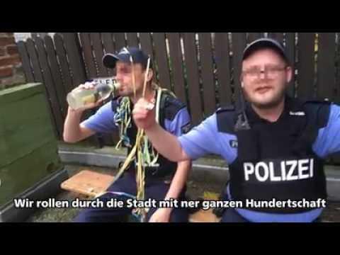 Berliner Polizei Satire Song