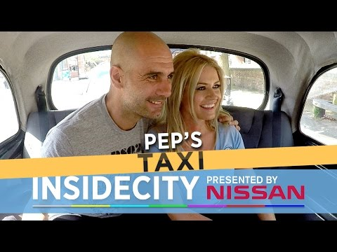PEP'S TAXI BEHIND THE SCENES! | Inside City 203