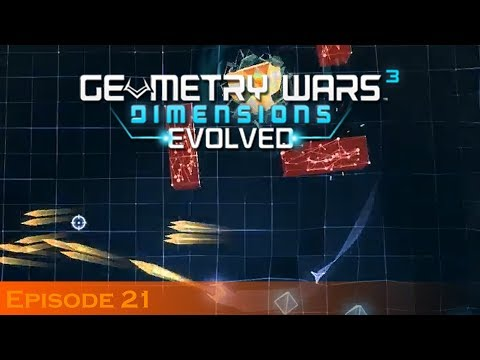 Meh, Not Much Progress | Geometry Wars 3: Dimensions Evolved (Episode 21) |