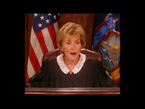 Drunk Judge Judy 1