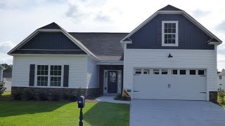 New Woodrow Model Home by Village Park Homes For Sale At The Meadows in Bluffton SC