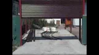 Роллеты на ворота в Днепропетровске(Отличаются долговечностью и эстетичностью, и относятся к VIP-воротам. Минус в ограничении высоты заезда..., 2013-08-08T18:58:19.000Z)