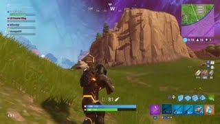 Survived Sky base with impulse