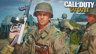 Multiplayer or Campaign? LEAKED Call of Duty: WW2 Pics..