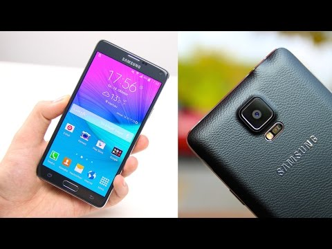 Review: Samsung Galaxy Note 4 (Deutsch) | SwagTab