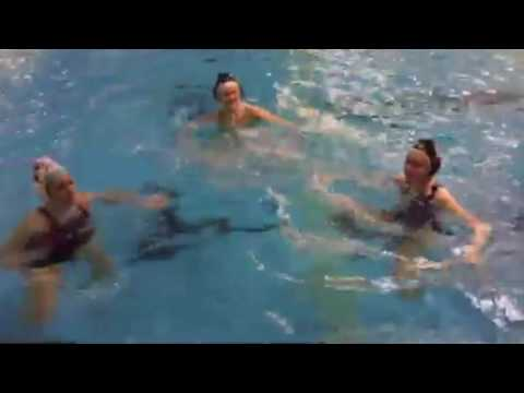 UoM Water Polo team: How to do Egg Beater