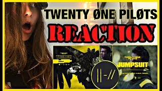 "Twenty One Pilots (REACTION) ""Jumpsuit"" + ""Nico And The Niners"""