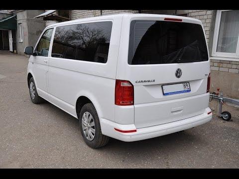 Тонирование Volkswagen Caravelle в АМТ-Тверь