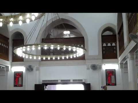 Masjid Al Qiblatain (Mosque of the two Qiblas), Madinah. 11.04.2012