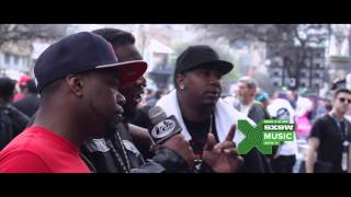 Young Freq - SXSW Vlog (Road To Perfection Webisode 2)