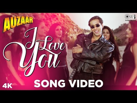 I Love You, I Love You Song Video- Auzaar | Salman Khan | Shankar Mahadevan | Anu Malik