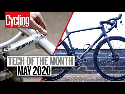 Tech Of The Month May | Giant TCR Advanced SL 0 Disc, Zipp Kit & Power Meter Pedals | Cycling Weekly