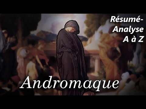 racine andromaque r 233 sum 233 et analyse de l oeuvre