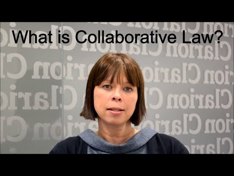What is collaborative law? Divorce Lawyers Leeds
