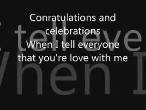 Congratulations song