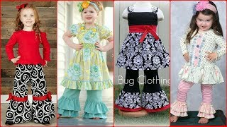 Summer Outfits collection For Babies 2019  Stylish Kids Dress Designing Ideas