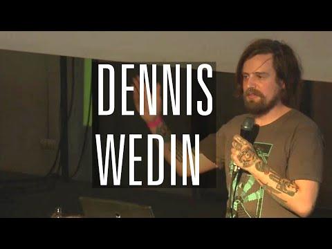 Dennis Wedin: The Sequel A MAZE. / Berlin 2015