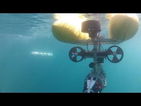 A New Era of Digital Underwater Communications, B-Roll