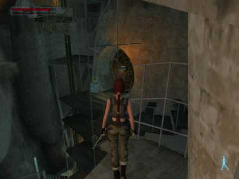 Tomb Raider - The Angel of Darkness - Archaeological Dig - Part 1