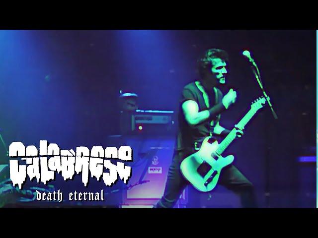 CALABRESE - Death Eternal | LIVE, RAW & EVIL | Mesa, AZ - 2019