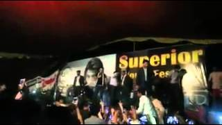 Bilal Saeed Show In Superior College  Daska