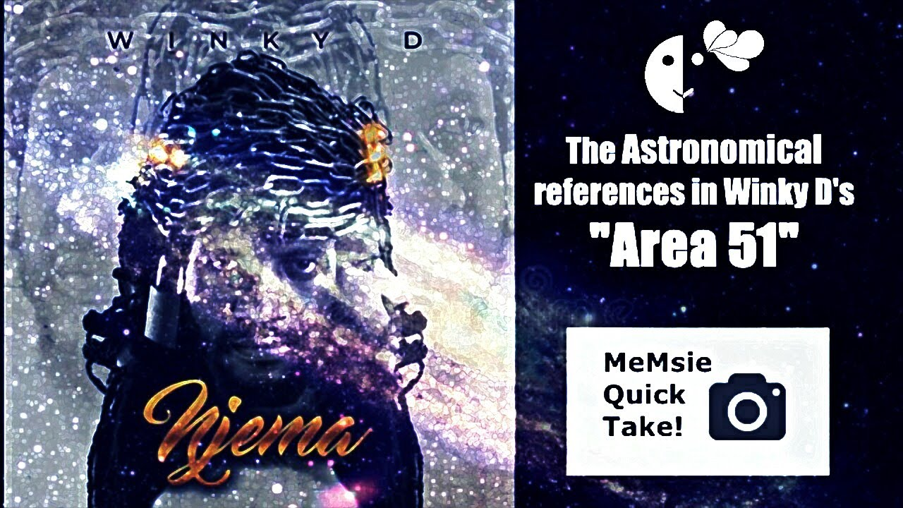 Download The Astronomical References in Winky D's Area 51   Njema   Gaffa   Zimbabwean Literature