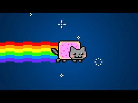 Nyan Cat - 10 HOURS - BEST SOUND QUALITY ORIGINAL- UHD ULTRA HD