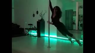 Exotic Pole Dance, Sophie Atlan, PoleFit Studio Tel-Aviv