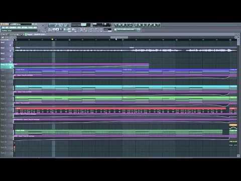 Tritonal & Paris Blohm Ft. Sterling Fox - Colors (MaiiQ Remix) [FL STUDIO] [FREE FLP]