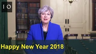New Year 2018: Theresa May's Message