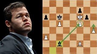 Dünya Şampiyonluk Maçı 11.Oyunu - Magnus'un Ucuz Numaraları