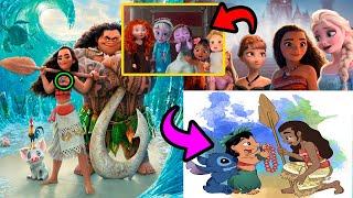 20 Cosas Que No Sabes De Moana! (Pelicula Disney Curiosidades )