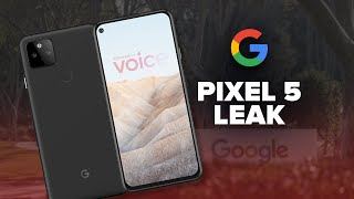 Google's ENTIRE next Pixel phone leaked?